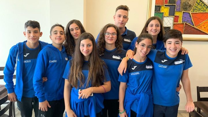 8° Trofeo Internazionale di Nuoto di Riccione