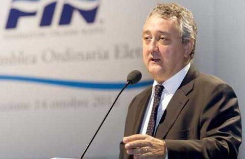Paolo Barelli presidente FIN