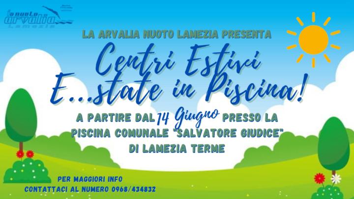 Centri Estivi E...state in Piscina